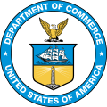 US Department of Commerce Seal